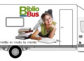 Ravenna. Nuova tappa in dicembre con cambio di percorso per il 'Bibliobus', la biblioteca viaggiante.