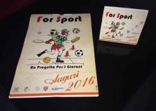 Forlì. Da oggi sono disponibili i calendari 'For sport'. Un regalo agli iscritti di cinque società sportive cittadine.