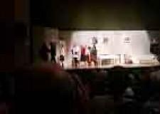 Cattolica. Teatro Regina gremito per la commedia 'pro ecografo' portata in scena da medici e operatori.