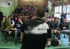 Rimini. San Patrignano. WeFree, due dibattiti contro la droga all'alberghiero 'Malatesta'.
