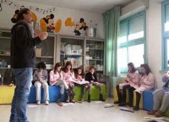 Riccione. 20 anni di musica a scuola con i laboratori del Maestro Fabio Pecci. Tutto pronto per i saggi.