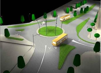 Rimini. Iniziati oggi i lavori per la realizzazione della nuova rotatoria via Roma – Via Tripoli.