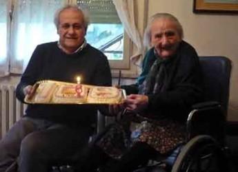 Alfonsine. Un compleanno da record: Lina Brunetti ha compiuto 108 anni.