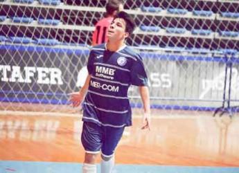 Faenza. Calcio a 5. Andrea Caria è stato convocato per il raduno della Nazionale italiana di calcio a 5.
