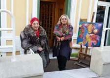 Italia. Artisti sulle vie del Giubileo. L'incontro con la pittrice, poetessa e scultrice Antoaneta Dzoni.