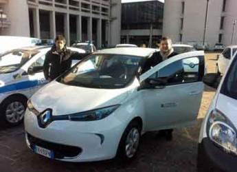 Ravenna. Dalla Regione sono arrivati sei mezzi elettrici per il parco macchine dell'area infrastrutture civili.