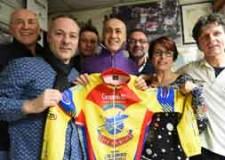 Cesenatico. Ciclismo. Il direttore sportivo del team Elite Service Campedelli per il 2016 è Claudio Savini.