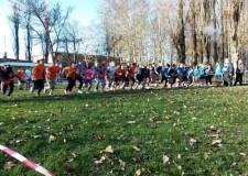 Lugo. Al parco 'Il Tondo' si è corsa la campestre delle scuole medie. Oltre 130 gli studenti partecipanti.
