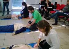 Riolo Terme. Attivato in città un corso di primo soccorso promosso da Pubblica Assistenza.