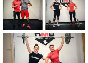 Lugo. Sport. CrossFit RMG: al via le stagione agonistica 2016. Nel week end le qualificazioni ai campionati seniores.