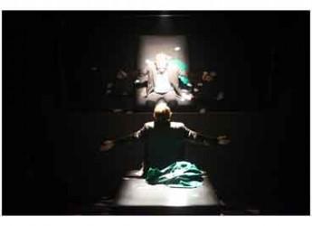 Rimini. Al Teatro degli Atti va in scena 'Slot machine' del Teatro delle Albe.
