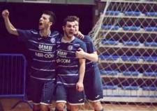 Faenza. Calcio a 5. Il Faventia trionfa contro il Rotalfive con un secco 11 a 1.