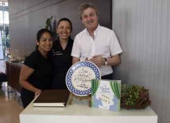 Forlimpopoli. Margarita Forés fa il bis, dopo il premio Marietta nel 2013 diventa miglior chef donna Asia 2016.