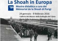 Alfonsine. Al museo della Battaglia del Senio è stata inaugurata la mostra 'La shoah in Europa'.