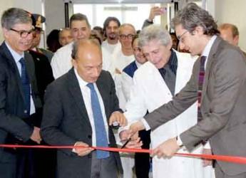 Rimini. News salute. Inaugurati i nuoti comparti operatori dell'Ospedale Infermi.