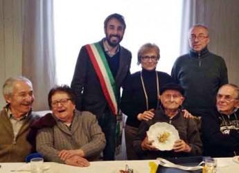Cotignola. Cento candeline per Innocenzo Fiori, fino all'età di 97 anni guidava l'auto.