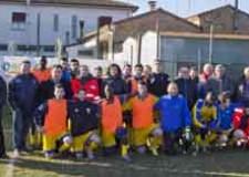 Lugo. Sicurezza sui campi- Consegnato un defibrillatore alla società sportiva Giovecca.