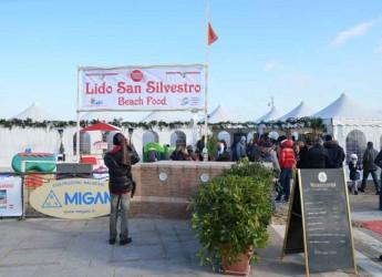 Riccione. Inaugurato Lido San Silvestro: la spiaggia in inverno per tutti gli amanti del mare.