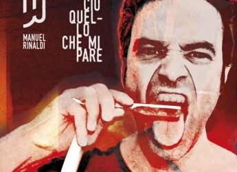 Reggio Emilia. Guastalla. Il cantautore emiliano torna con un nuovo album dal titolo 'Faccio quello che mi pare'.