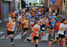 Ravenna. Russi. La Maratona del Lamone raggiunge quota 500. Già alto in numero di partecipanti alla 40ma edizione.