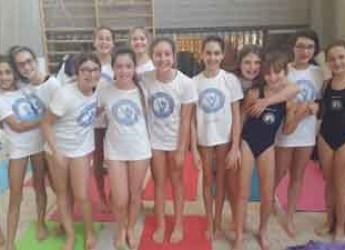 Lugo. Nuoto sincronizzato. Le giovani atlete della Around Sport staccano il biglietto per i campionati italiani.
