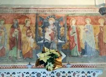 Italia. 'Artisti sulle vie del Giubileo', alla scoperta della Pieve Matrice dei Santi Nazario e Celso.
