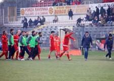 Ravenna. Calcio. Un punto entusiasmante quello conquistato dal Ravenna FC contro il San Marino. Grande recupero.