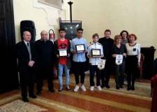 Ravenna. Consegnati i premi Fair Play 2015. Tre i premiati: Stefano Cedrini, Manuel Tafuro e Daniel Gaito.