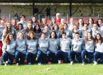 Riccione. Calcio femminile. Una Befana di impegni sportivi per le giovani della Perla.