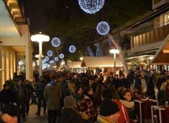 Riccione. Tempo di bilanci: il 2015 si chiude con un'ottima performance della città. Dicembre da record.