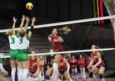 Rimini. Le ragazze del Riviera Volley iniziano il 2016 con una sconfitta in casa con l'Orvieto.