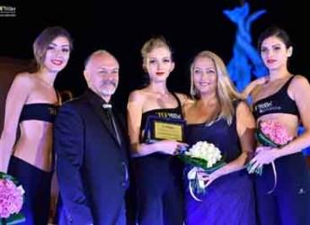Lugo. La modella Megan Bruno vincitrice di Top Fashion Model sfilerà a Casa Sanremo.