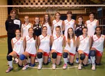 Forlì. Pallavolo. Battute finali per le giovani squadre del settore giovanile della Volley 2002.
