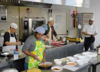 Cesena. Cucina e salute. Al via il corso Educhef per donne bengalesi.