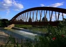 Rimini. Manutenzione ponte degli Scout, limitata la circolazione attraverso il restringimento della carreggiata.