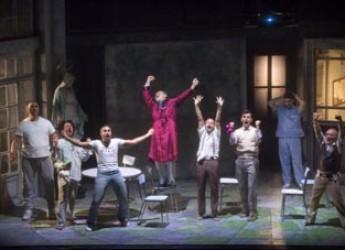 Lugo. Successo per 'Qualcuno volò sul nido del cuculo', 1.400 le presenze al teatro Rossini.