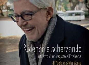 Ravenna. Al CinemaCity il documentario 'Ridendo e scherzando' dedicato a Ettore Scola.