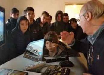 Lugo. Al Museo 'Francesco Baracca è atterrato un nuovo programma di simulazione di volo.
