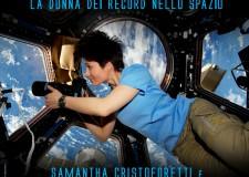 """Savignano sul Rubicone. All'Uci martedì 1 marzo arriva la donna dello spazio """"Astrosamantha""""."""