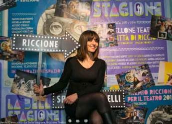 Riccione. Ambra Angiolini e Francesco Scianna incantano il pubblico allo Spazio Tondelli.