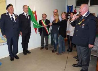 Ravenna. Personaggi. La sala dell'Associazione Marinai d'Italia è stata dedicata a Vidmer Brunetti.