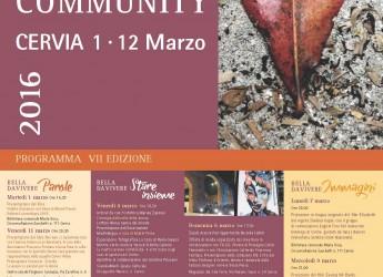 """Cervia. Per la festa della donna Cervia è """"Bella da vivere"""". Eventi in città dal 1 al 12 marzo."""