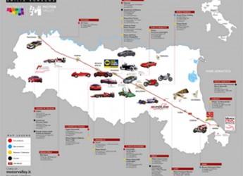 Emilia Romagna. La Motor Valley della regione di rinnova. Aziende e istituzioni unite nella promozione internazionale.