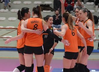 Coppa Italia A2: La Volley 2002 prevale per 3 set a 1 su Pesaro
