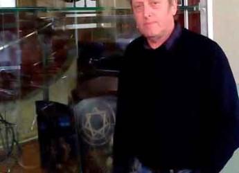 Forlì. Delio Piccioni apre 'Prospettiva Piero', mostra collaterale alla mostra 'Piero della Francesca'.