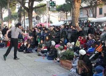Ravenna. Punta Marina Terme. Una domenica insieme per la Festa della famiglia.