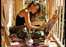 Lugo. L'artista Giulia Mondini in mostra con una personale a Casa Rossini.