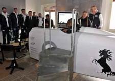Lugo. Gli Aviators in visita al museo 'Francesco Baracca'. Sono oltre 200 le visite prenotate alla struttura.