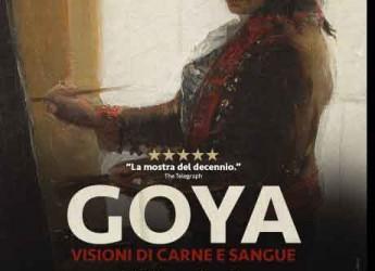 Ravenna. Al cinema Astroria il film 'Goya – Visioni di carne e sangue'.
