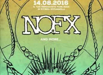 Bellaria Igea Marina. Al Beky Bay arriva la band di San Francisco NOFX. Da domani la prevendita dei biglietti.